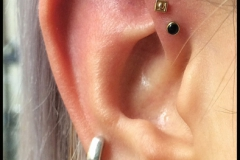 Triplo forward helix
